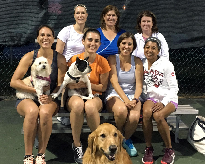 O'Connor Hills Tennis Club – Toronto – Ladies Team