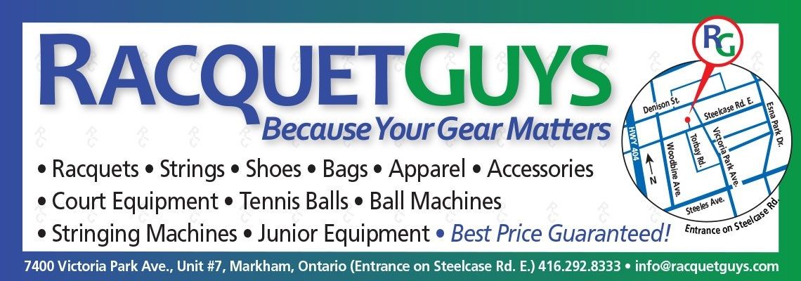 RacquetGuys – Because Your Gear Matters